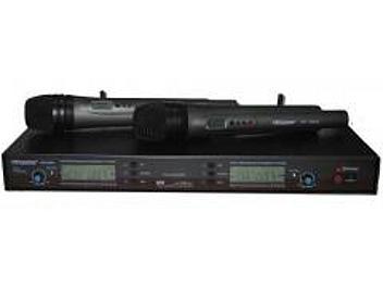 797 Audio WM208 Wireless Microphone 520-820 MHz