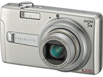 Fujifilm J50 Digital Camera - Silver
