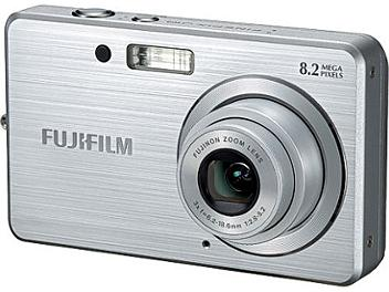 Fujifilm J10 Digital Camera - Silver