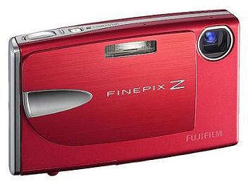 Fujifilm Z20 Digital Camera - Red