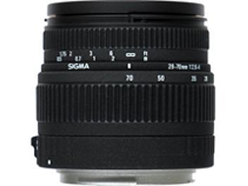 Sigma 28-70mm F2.8-4 DG Lens - Nikon Mount