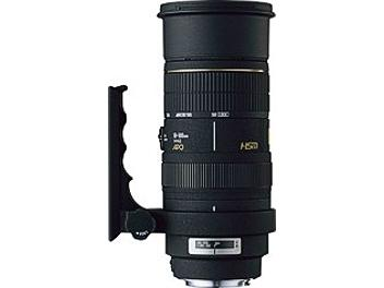 Sigma APO 50-500mm F4-6.3 EX DG HSM Lens - Four Thirds Mount
