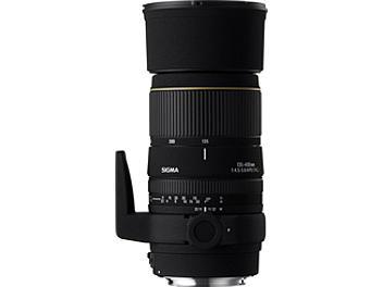 Sigma APO 135-400mm F4.5-5.6 DG Lens - Nikon Mount