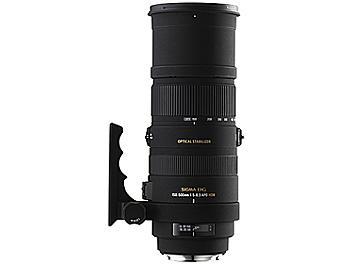 Sigma APO 150-500mm F5-6.3 DG OS HSM Lens - Canon Mount