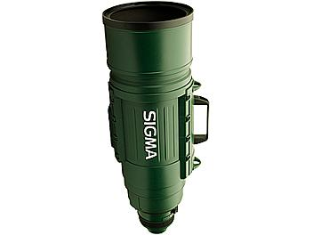 Sigma APO 200-500mm F2.8/400-1000mm EX DG Lens - Canon Mount