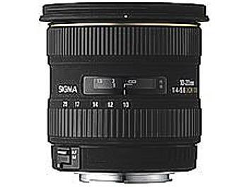 Sigma 10-20mm F4-5.6 EX DC Lens - Four Thirds Mount