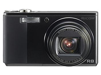 Ricoh R8 Digital Camera - Black
