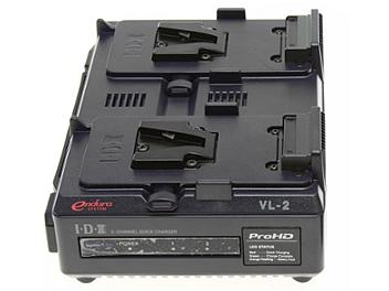 IDX VL-2 2ch Battery Charger