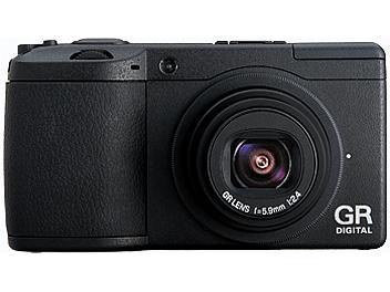 Ricoh GR DIGITAL II Digital Camera