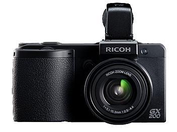 Ricoh GX200 VF KIT Digital Camera