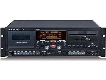 Tascam CC-222SL CD Recorder/Cassette Deck