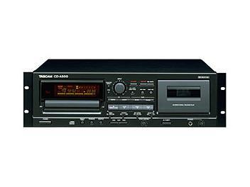 Tascam CD-A500 CD Player/Cassette Tape Deck