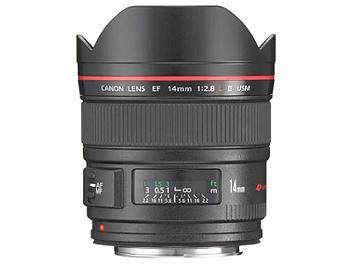 Canon EF 14mm F2.8L II USM Lens