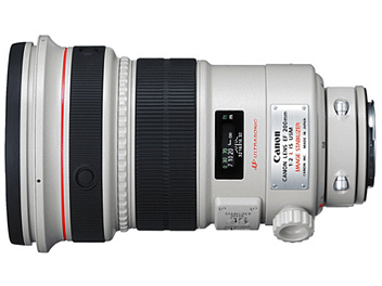 Canon EF 200mm F2.0L IS USM Lens