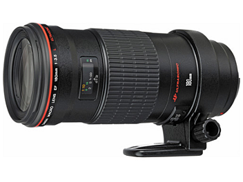 Canon EF 180mm F3.5L Macro USM Lens