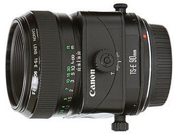 Canon TS-E 90mm F2.8 Tilt-Shift Lens