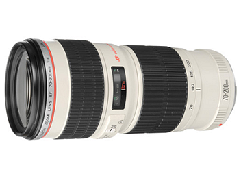 Canon EF 70-200mm F4.0L USM Lens