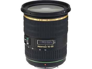 Pentax SMCP-DA 16-50mm F2.8 ED AL IF Lens