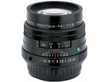 Pentax SMCP-FA 77mm F1.8 Limited Lens - Sliver