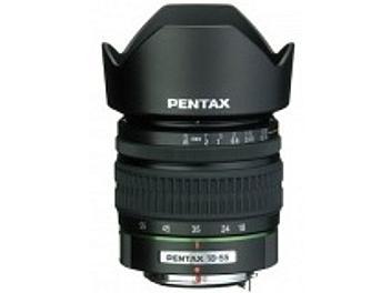 Pentax SMCP-DA 18-55mm F3.5-5.6 AL Lens