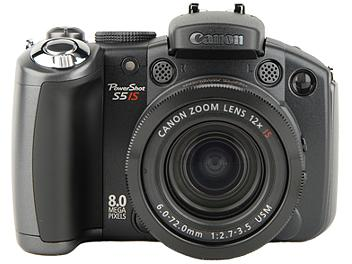 Canon PowerShot S5 IS Digital Camera