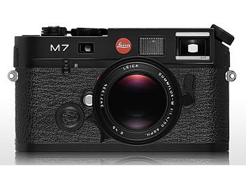 Leica M7 Rangefinder Camera - Black
