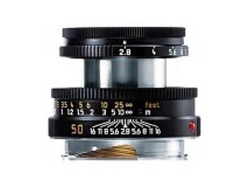 Leica Elmar-M 2.8/50 Lens - Black