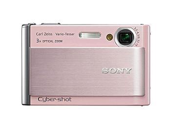 Sony Cyber-shot DSC-T70 Digital Camera - Pink