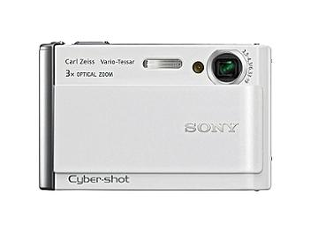 Sony Cyber-shot DSC-T70 Digital Camera - White