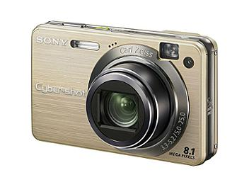 Sony Cyber-shot DSC-W150 Digital Camera - Gold