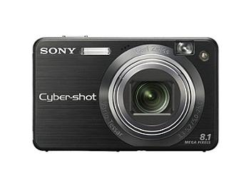 Sony Cyber-shot DSC-W150 Digital Camera - Black