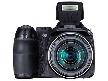 Fujifilm FinePix S2000hd Digital Camera - Black