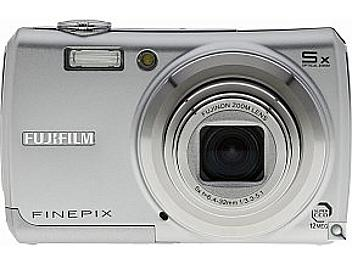 Fujifilm FinePix F100fd Digital Camera - Silver