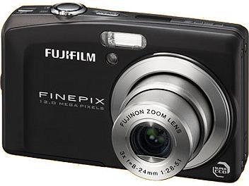 Fujifilm FinePix F60fd Digital Camera - Black