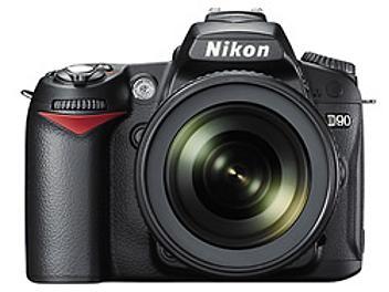 Nikon D90 DSLR Camera Kit with Nikon 18-105mm VR Lens