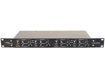 Telikou TF-204/4 4-channel 4-wire Interface