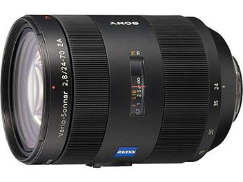 Sony SAL-2470Z 24-70mm F2.8 Carl Zeiss Vario-Sonnar T* Lens