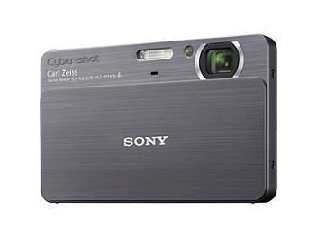 Sony Cyber-shot DSC-T700 Digital Camera - Grey