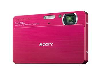 Sony Cyber-shot DSC-T700 Digital Camera - Red