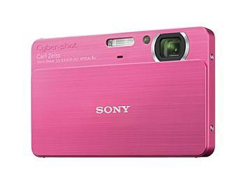 Sony Cyber-shot DSC-T700 Digital Camera - Pink