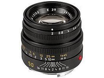 Leica Summicron-M 2.0/50 Lens - Black