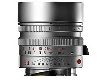 Leica Summilux-M 1.4/50 Lens - Silver