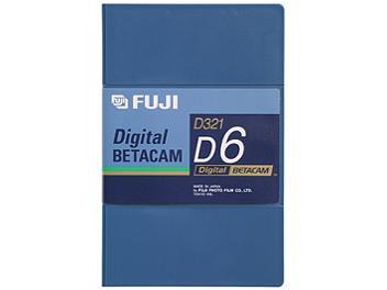 Fujifilm D321-D6 Digital Betacam Cassette (pack 10 pcs)
