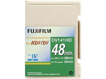 Fujifilm DV141HD-48S HDV Cassette (pack 10 pcs)