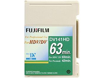 Fujifilm DV141HD-63S HDV Cassette (pack 10 pcs)