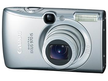 Canon IXUS 970 IS Digital Camera