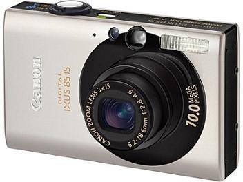 Canon IXUS 85 IS Digital Camera - Black