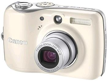 Canon PowerShot E1 Digital Camera - White