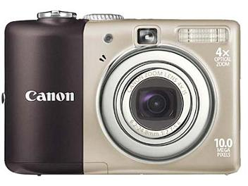 Canon PowerShot A1000 IS Digital Camera - Brown