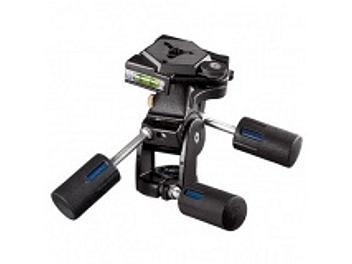 Manfrotto 029 Deluxe Three Way Pan Head